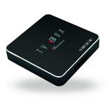 Tv Box Blackpcs Black Eo104k-bl  Estándar 4k 8gb  Negro Con 1gb De Memoria Ram