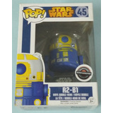 R2-b1. Star Wars. #45. Gamestop Exclusive. Pop.