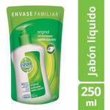 Espadol -jabón Liquido Antibacterial Original Repuesto-250ml