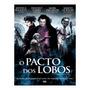 O Pacto Dos Lobos Terror Dvd Novo  Lacrado Dublado Original