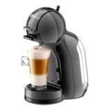 Cafetera Nescafé Moulinex Dolce Gusto Mini Me Automática Negra Para Cápsulas Monodosis 127v