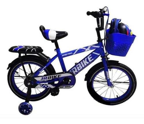 Bicicleta Rin #16 Para Niña Y Niño