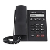 Telefone Intelbras Ip Voip Tip 125i Display Viva-voz