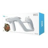 Zapper Oficial De Wii Con Entrenamiento De Crossbow De Link