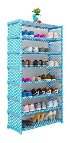 Rack Zapatera Komfort Moderna Organizador Zapatos.