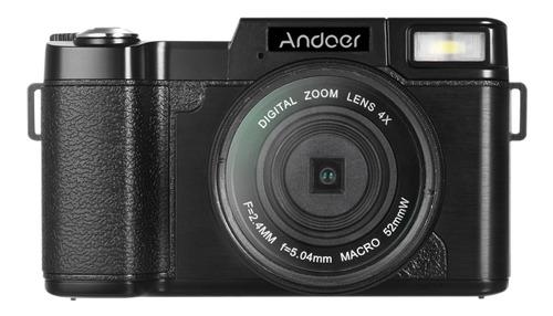 Andoer Cd-r2 2.7k Full Hd 30mp Cámara De Vídeo Digital Cámar