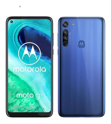 Celular  Libre Motorola Moto G8 64gb 4gb Xt-2045 Garantia