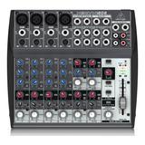 Consola Mezcladora Behringer Xenyx 1202 12 Canales  P
