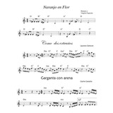 3 Partituras Tangos Para Organo/piano