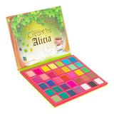 Paleta 35 Sombras Alicia Beauty Creations/ Lunatiquecl