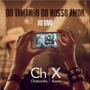 Cd - Chitãozinho & Xororó - Do Tamanho Do Nosso Amor Ao Vivo Original
