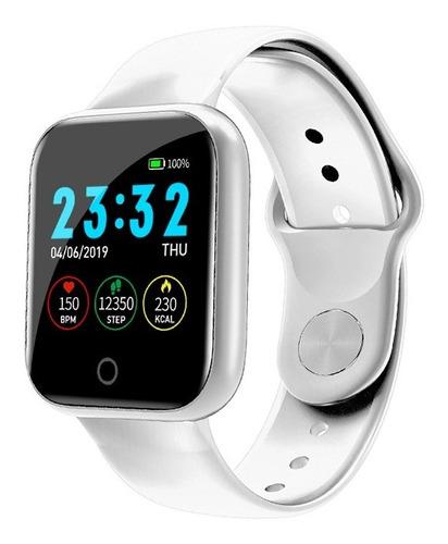 Reloj Inteligente Smartwatch Android iPhone Cómodo Y Liviano
