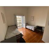 Residencia Femenina - Habitaciones De 1, 2 Y 3 Camas  En Barrio Norte