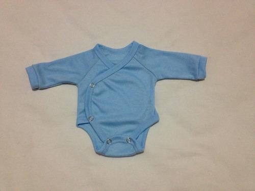 Bodies Para Bebés Prematuros O De Bajo Peso. 100% Algodón,