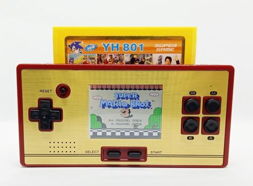 Consola Family Game Pocket Portátil Y Tv Juegos Incluidos