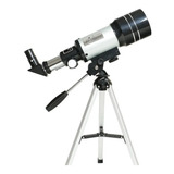Telescopio Astronómico 300 X 70mm + Oculares