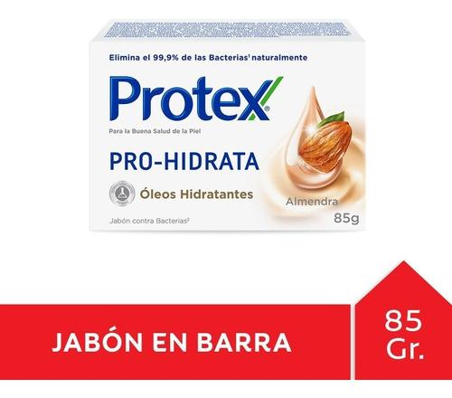 Jabón En Barra Protex Pro Hidrata Almendra 85g