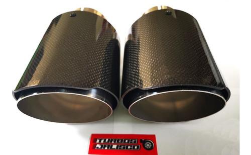 Colillas De Escape Fibra De Carbono Para Mazda Mx 5 Mx-5
