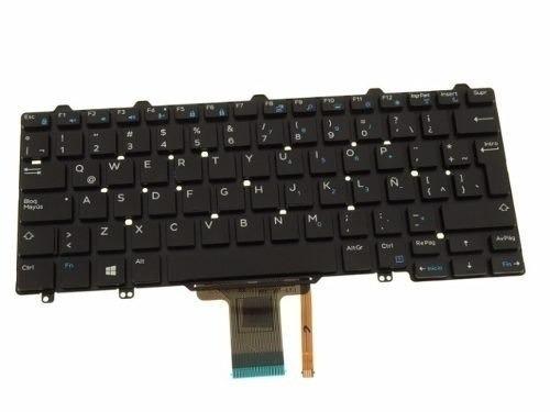 Tec. Dell Latitude E7270 E5270 Nuevo Iluminado Envio Gratis
