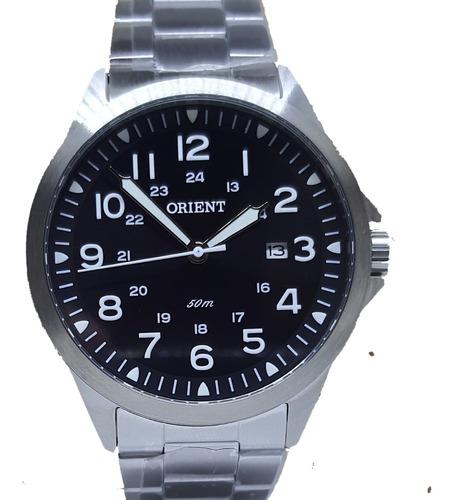 Oferta Relógio Orient Masculino Mbss1380 Original 50 Metros