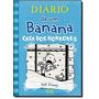 Livro Diario De Um Banana  - Casa Dos Horrores Original