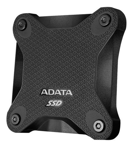 Disco Solido Externo Adata Sd600q Ssd 480gb 3d Nand Usb 3.2