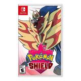 Pokémon Shield Standard Edition Nintendo Switch Físico