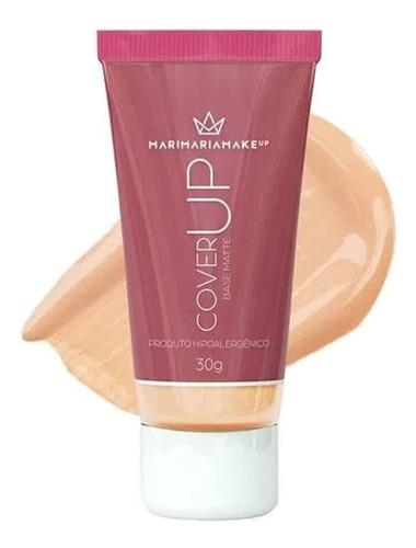Mari Maria - Base Nova - Cover Up Matte - Todas As Cores