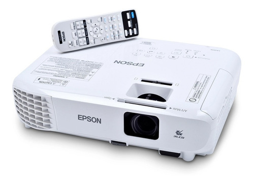 Video Beam Proyector Epson Powerlite W05+ Wi Fi Hdmi Portati