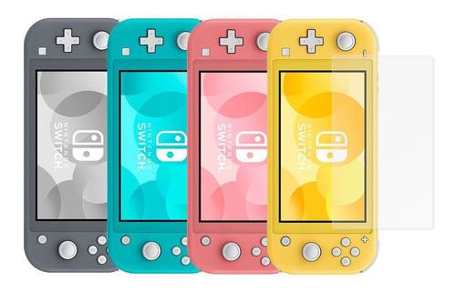 Nintendo Switch Lite + Vidrio Templado De Regalo, Macrotec