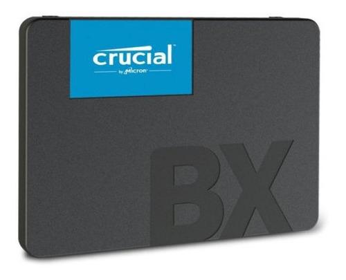 Disco Ssd Crucial Bx500 480gb Sata