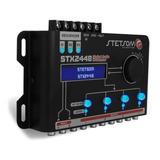 Processador De Áudio Digital Equalizador Stx2448 Stetsom