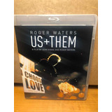 Roger Waters Us+them En Bluray. Dolby Truehd. Exclusivo!!
