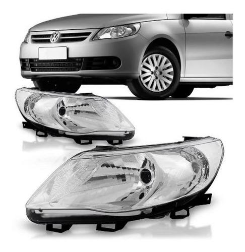 Optica Volkswagen Gol Trend / Saveiro 2008 09 2010 2011 2012