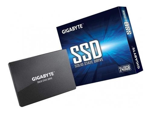 Disco Sólido Interno Gigabyte 120gb Gp-gstfs31120gntd Ssd