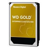 Disco Duro Interno Western Digital Wd Gold Wd4003fryz 4tb Oro