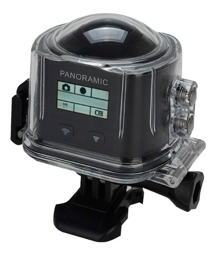 Camara Deportiva 360º Panoramic Microlab Isport Pro Wifi