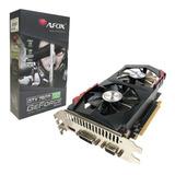 Placa De Video Geforce Gtx 750ti 2gb Gddr5 128bits Hdmi