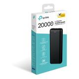 Power Bank Cargador Portátil 20.000mah Tl-pb20000 Tp-link