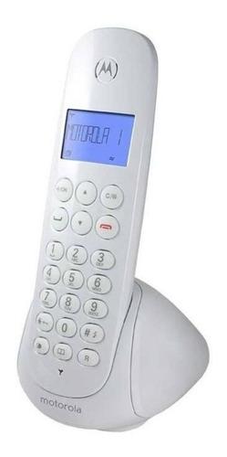 Teléfono Inalámbrico Motorola Digital/ Blanco / M700w.