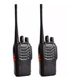 Pack 2 Radio Transmisor Walkie Talkie Baofeng Bf888s