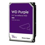 Disco Duro Interno Western Digital Wd Purple Wd140purz 14tb Púrpura