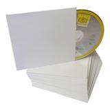 Sobre De Papel Cerrado Para Cd O Dvd X 500 Unidades