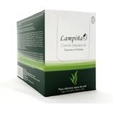 Lampiña Crema Depilatoria Caja De 24 Sob - g a $146
