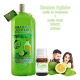 Shampoo De Bergamota 1 Litro Mas Aceite Gratis