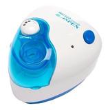 Nebulizador Ultrasónico Aspen Nu320 Lite Blanco Y Azul 220v
