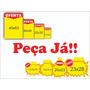 Kit Cartaz Oferta Splash Supermercado Promoção 80 Unds! Original