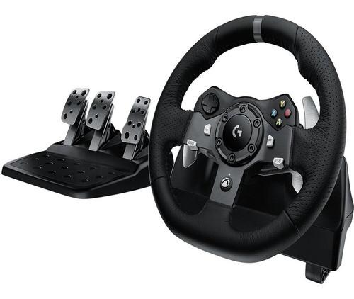 Volante Logitech Driving Force G920 Para Xbox One/pc