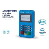 Frete Grátis Todo Brasil Maquininha Mini Wi-fi & Chip Nova