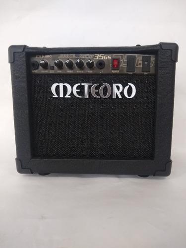 Cubo Amplificador Meteoro Space Júnior 35gs 35w P/ Guitarra
